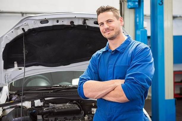 auto body repair service thornhill