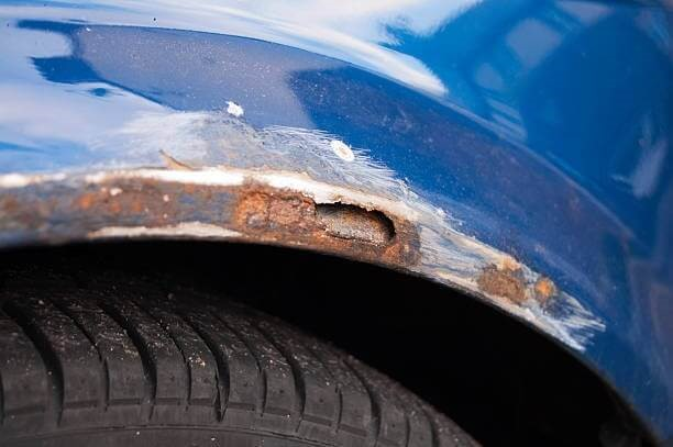 auto bodywork rust repair toronto