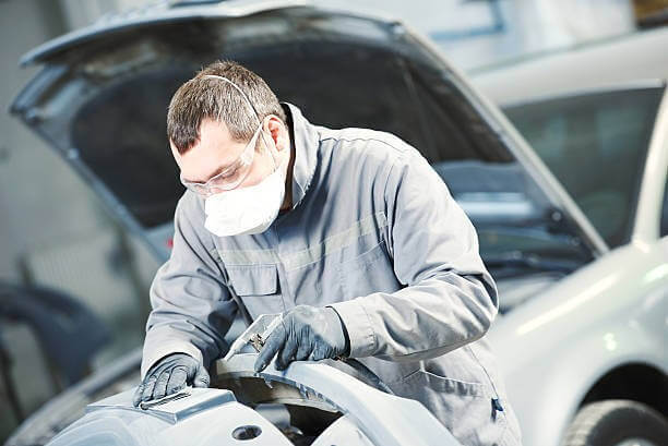 auto crash repairs york region