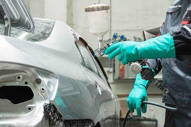 auto paint and body shop york region