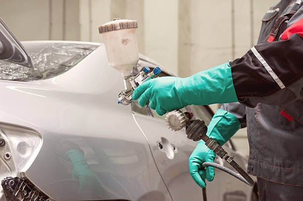 auto paint shop prices vaughan