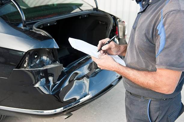 body damage repair shop downsview