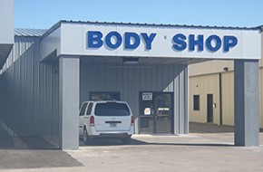 body shop car damage repair cost downsview