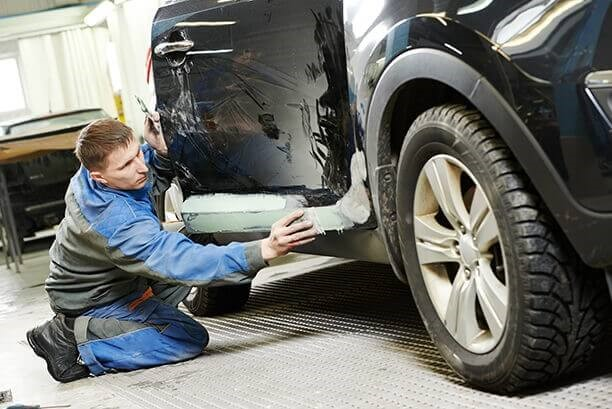car body shop repair brampton