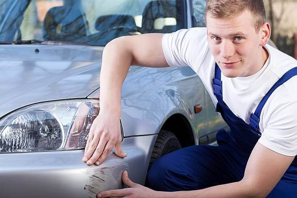 car body shop repair toronto