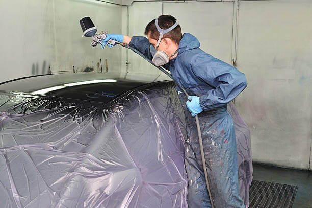 car painting cost estimate markham