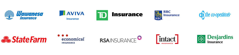 insurance crash repairs near me york region