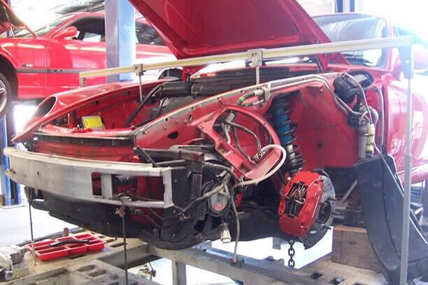 auto body and repair thornhill