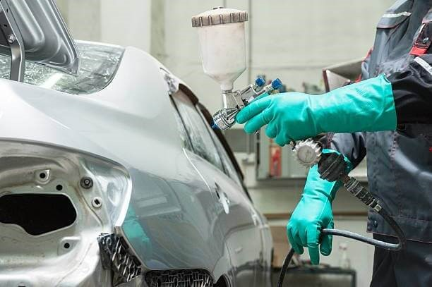 auto body repair paint Job downsview