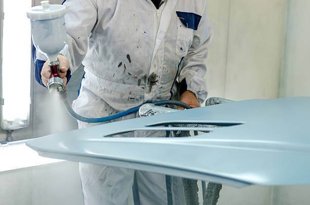car repaint shop toronto